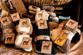 Alpaka Socken