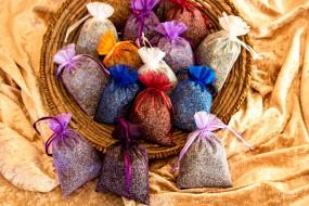 Lavendelblütensäckchen