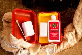 Lederpflegeöl Box